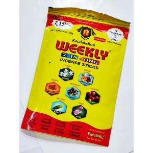 WEEKLY 7-in-1 REFILL POUCH