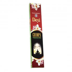 DESI CHAMPA 135 GRAMS BOXES